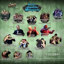Fiesta de Orquestas Milongueras